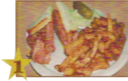 George's Deli Laval - Smoked meat sandwich platter